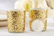 Gold wedding - Adorable !