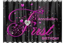 Hadley's First Birthday / by Allison Hill