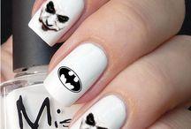 Nails decals