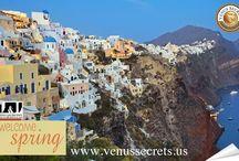 Welcome Spring!!! www.venussecrets.us