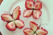 Borboletas de morango
