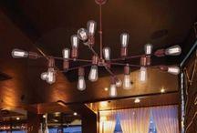 Φωτιστικά Βιομηχανικά - Industrial Luminaires / Ανακαλύψτε φωτιστικά που ακολουθούν τη νέα τάση για βιομηχανικό στυλ/industrial style.