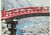 Kawase Hasui, Favorite Works / A selection of compelling landscapes by the prolific Japanese master woodblock artist