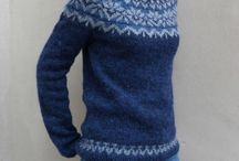 lopi and isle / lopapeysa and other isle patterns,  colourknitting