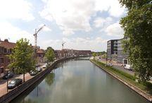 Danon Lille / Housing Danon Lille by KAAN Architecten. Pics by @svd_fotografie
