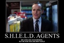 Phill Coulson / Director Phill Coulson