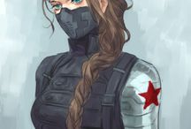 The Winter Soldier (Female) <3