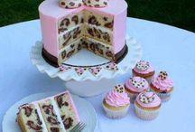 Cake & Cupcake / :)