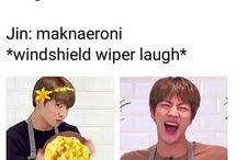 BTS Funnies and Memes