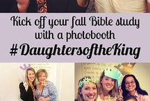 Daughters of the King Event