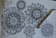Zentangle and Doodles / I love it!
