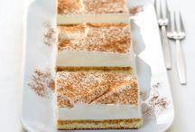 Cakes light