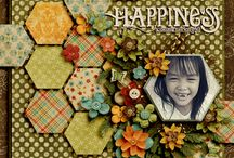 Scrapbook inspiration / by Paper Garden Projects