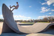 Spohn Ranch Skateparks / Spohn Ranch Finished Skateparks For more info visit: http://www.spohnranch.com / by SPOHN RANCH SKATEPARKS