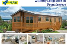Our selection of luxurious Willerby residential lodges