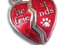 Pet Tags / A range of tags in small and large for dogs and cats.