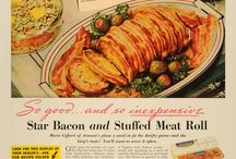 Food stuffs / Food stuffed with stuff / by Stacie Jackson