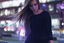 night city portrait