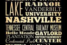Nashville / by Carrie Pfister