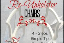upholstering chairs & furniture