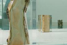 wood&resin lamp idea