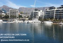 Luxury Hotels in South Africa