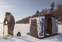Frabill Bro Side Step Fish Ice House #icefishing #getyouriceingear