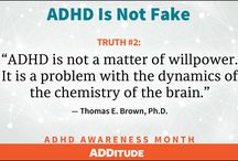 ADHD Awareness Month 2017