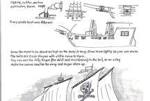 How to draw Schepen