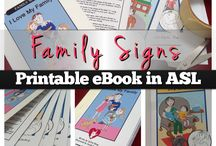 ASL Books - Free / Free ASL eBooks, iBooks, PDFs and printable books to help learn, practice and enforce American Sign Language