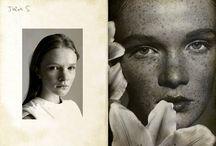 PORTRAITURES / Portraits of people.