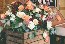 Bröllops blommor