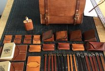 leather work room