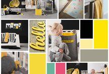 Yellow by Jollein / Jollein <3 yellow