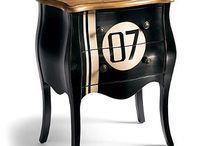 Design: END TABLES / by Jennifer Grey
