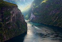 The Great North / Norway, Sweden, Denmark, Finland