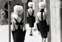 Love for black dresses