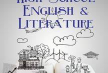 High School English and Literature / high school literature