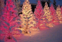 Pink Christmas / This Year is  pink xmas