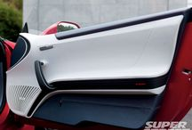 CARS: INTERIOR - DOOR PANEL