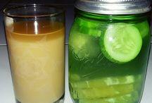 #Infused water #smoothies #beverages