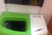 Recycling walk uni!! / Pictures that could help teach children about the importance of recycling through ict
