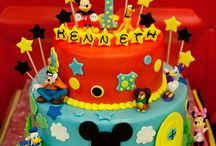 mickey mouse clubhouse bday