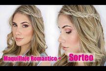 Maquillaje Romántico para ocaciones especiales