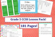 Common Core Standards / by Jena Lenz
