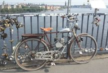 Cykelmoppen / Min cykelmoppe