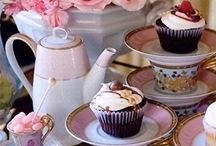 ◆~Tea Time~◆Porcelain~◆ / by ☆Miriam Sam☆