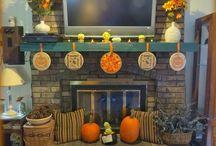 Halloween & Kandalló