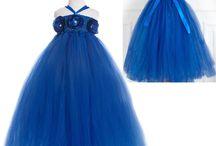 kék menyasszonyi ruhák