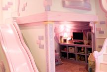 Little girls bedroom / Bedrooms